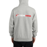 Men's Champion Sticker Status Hoodie