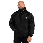 Embroidered Sticker Status Champion Packable Jacket