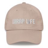 Wrap Life - Embroidered Dad Hat