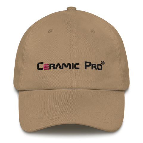 Ceramic Pro - Embroidered Dad Hat