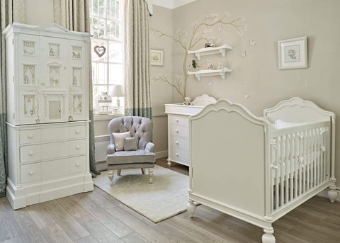 Redesigning your child's bedroom