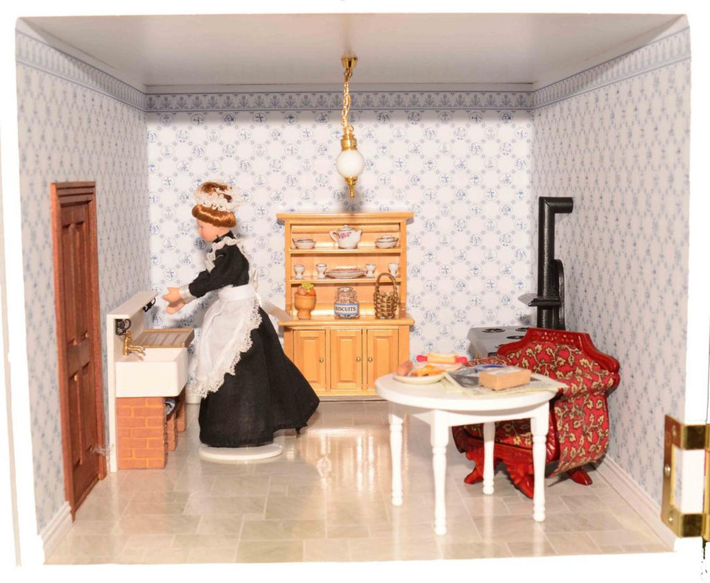 The Humble Dolls' House Has Just Had a Makeover