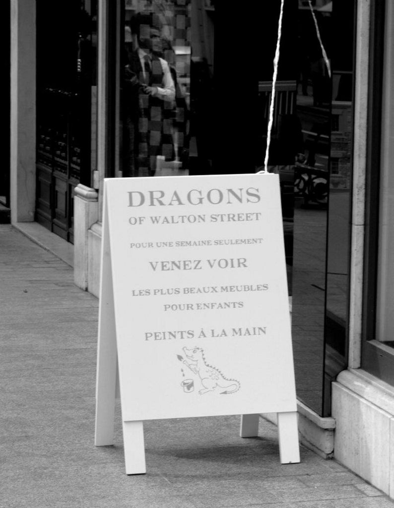 Dragons 1st Exhibition Visit to Monaco 17th - 24th March 2012
