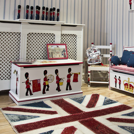 Dragons Play Room Set with Terry's Soldiers Artwork