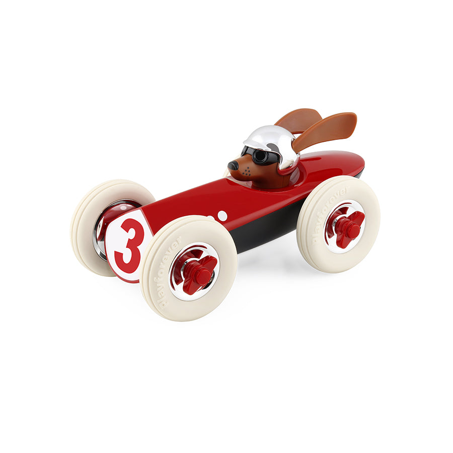 Rufus Toy Car