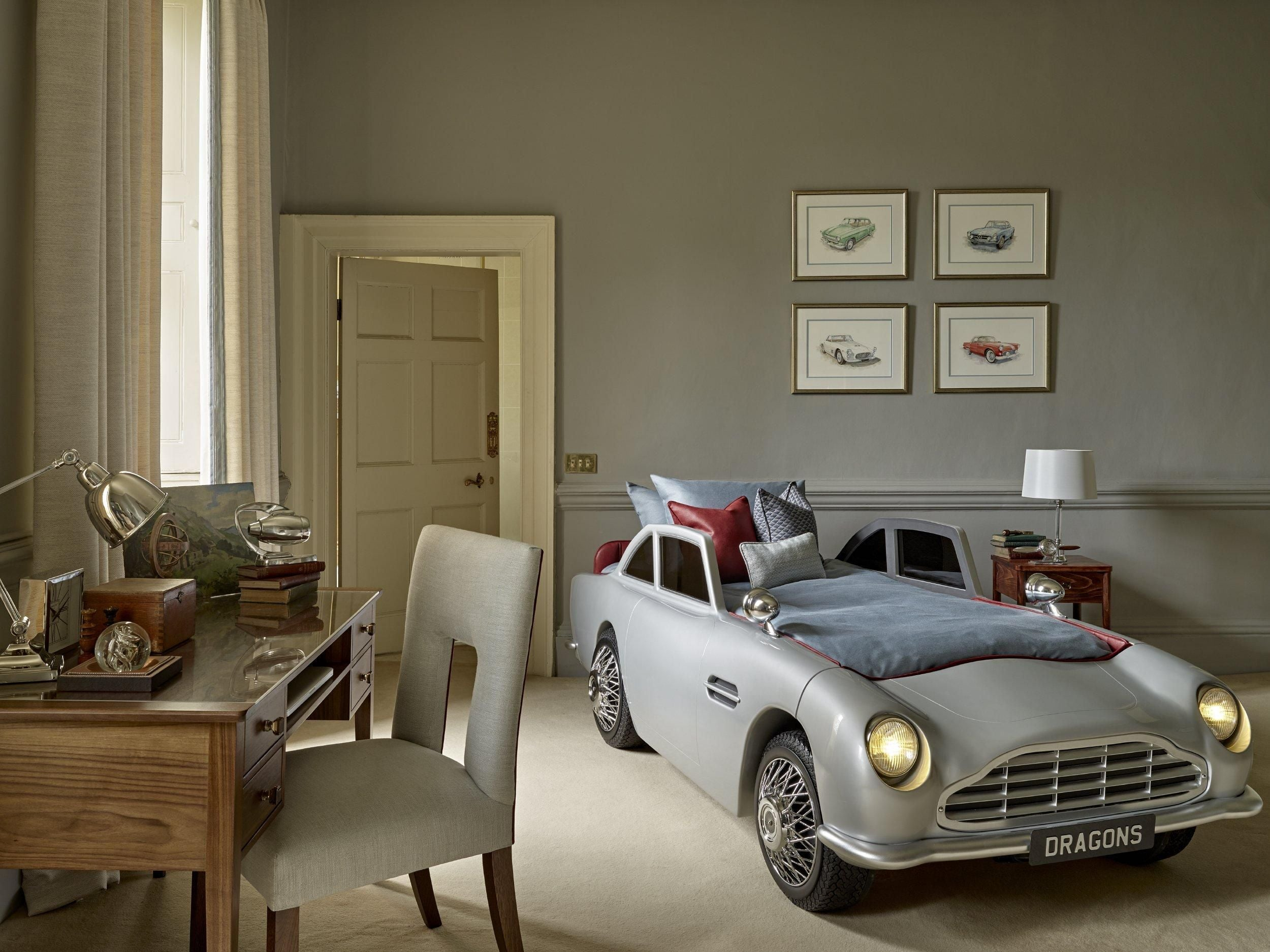 Vintage Car Bed | Bespoke beds from Dragons of Walton Street
