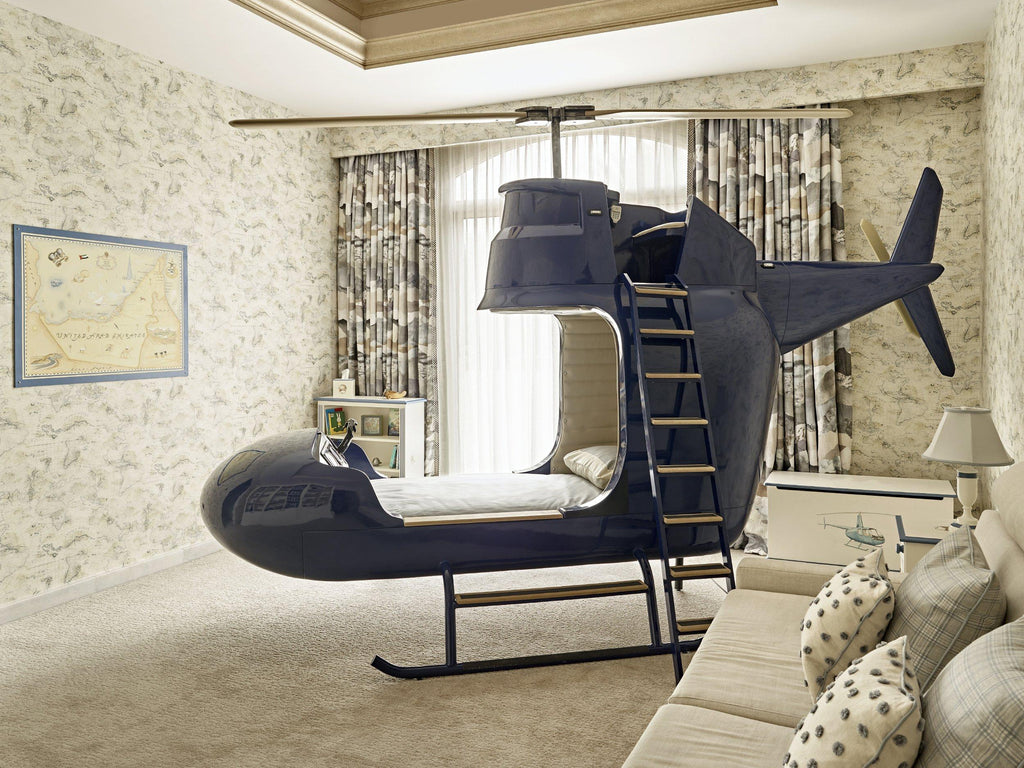 Kids helicopter bed | Dragons of Walton Street