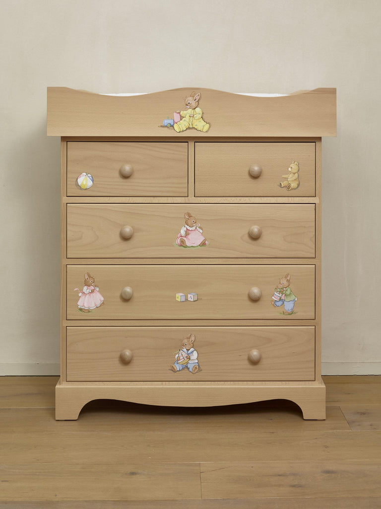 Nightingale Changer and Chest of Drawers