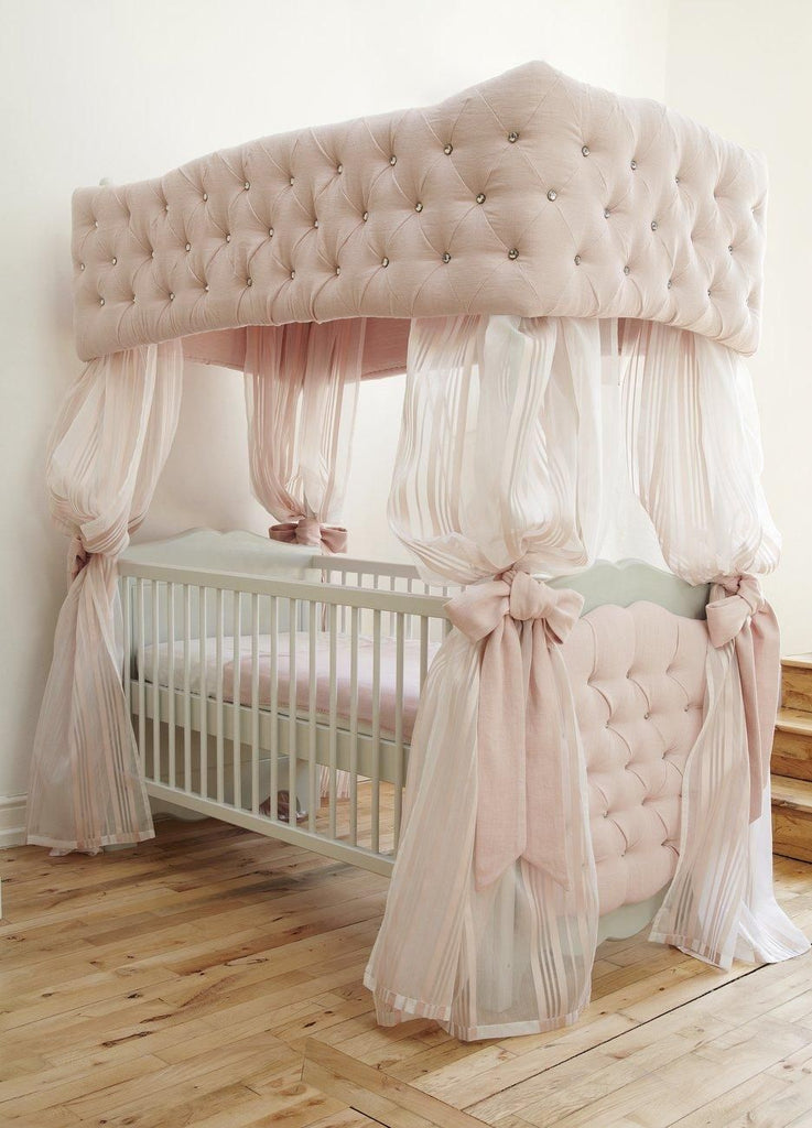 The Little Duchess Upholstered Cot