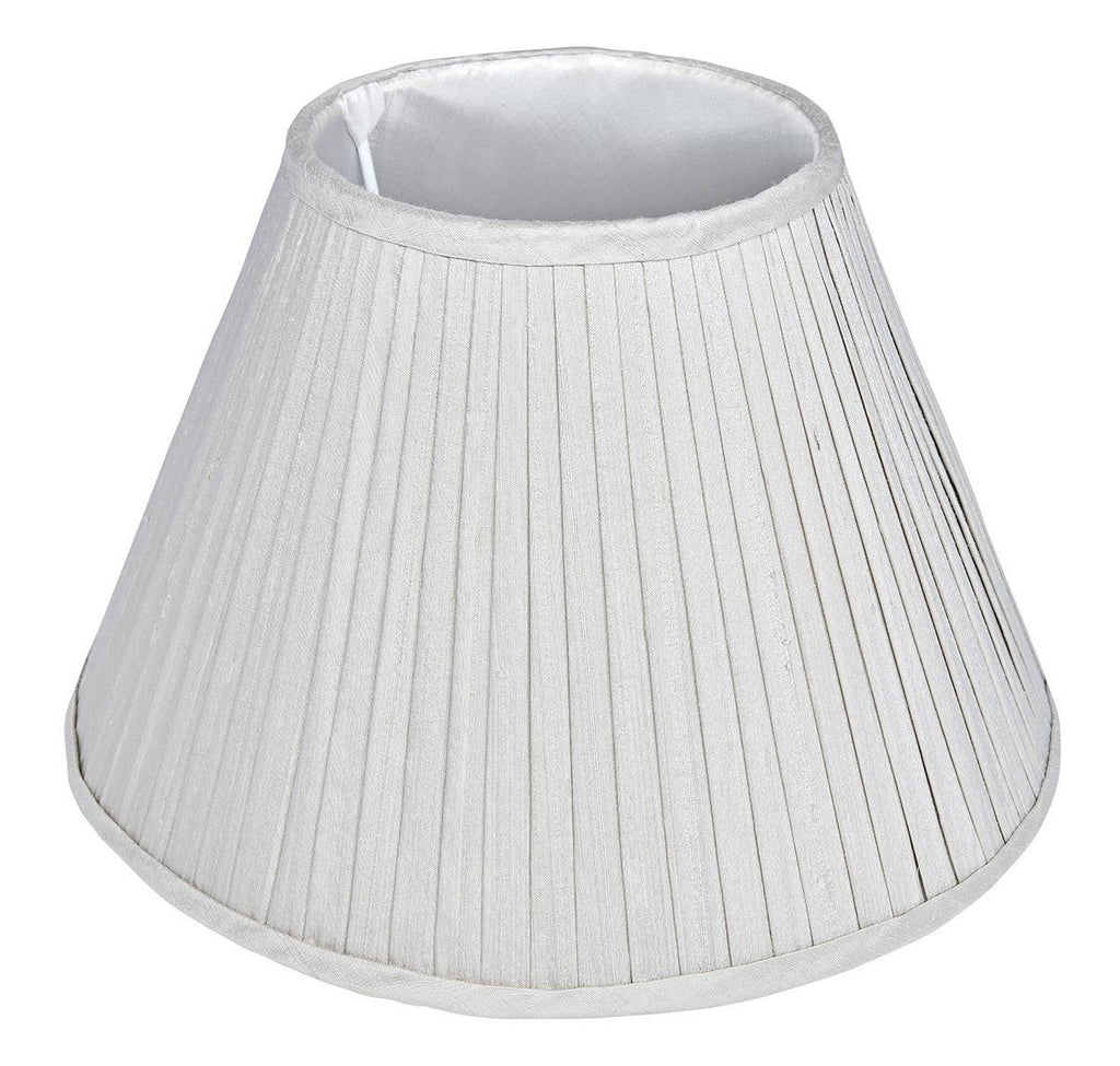 Small Round Pleated Lampshade