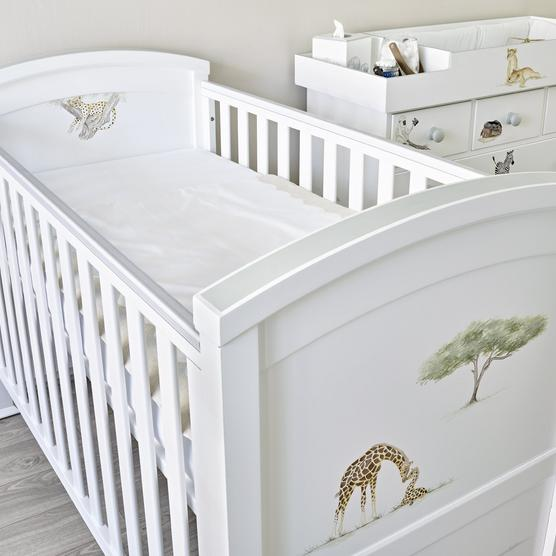 Sussex Cot Bed