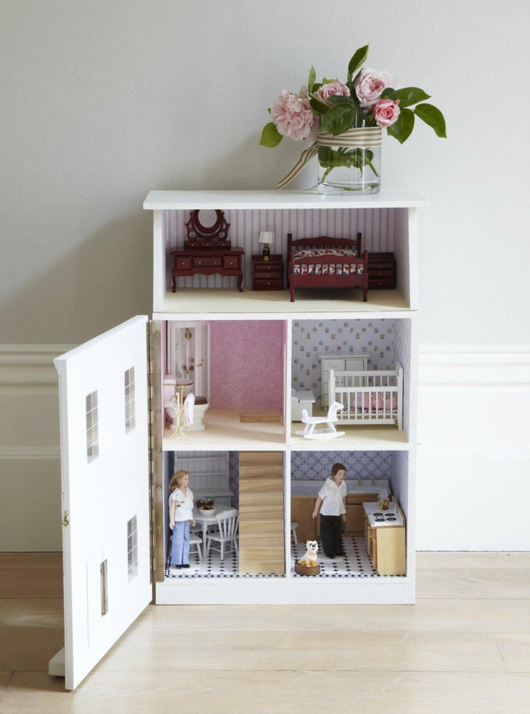 Dolls House Bedside Table