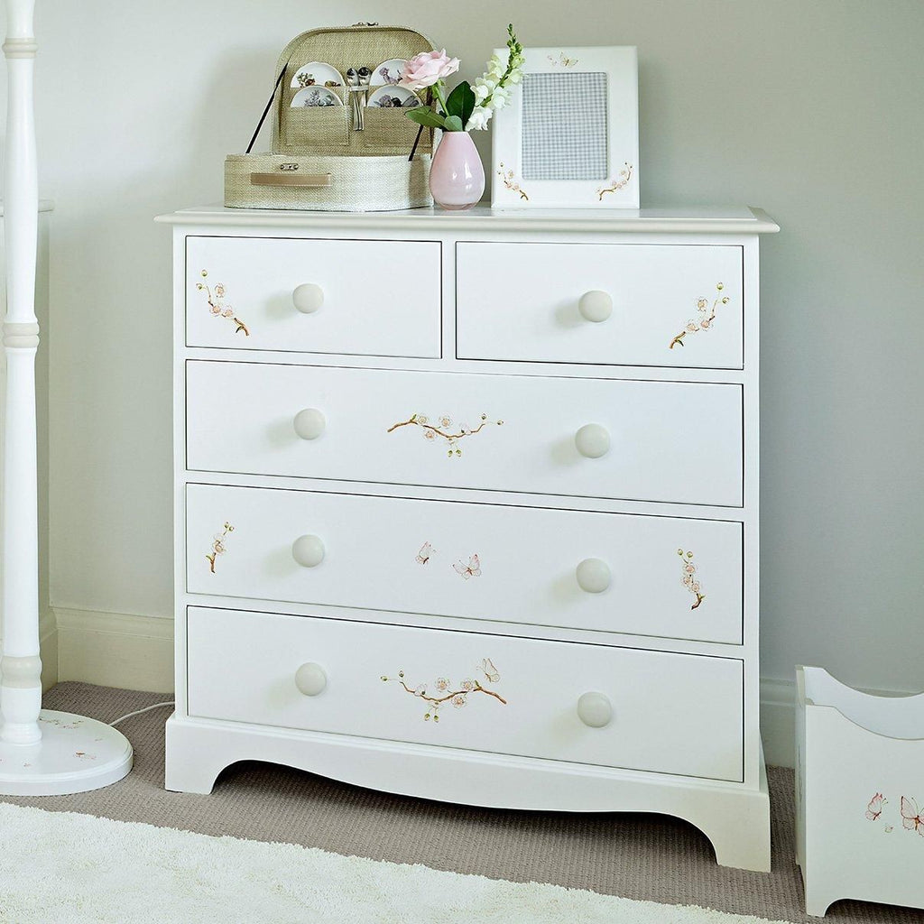 Classic Large Chest of Drawers