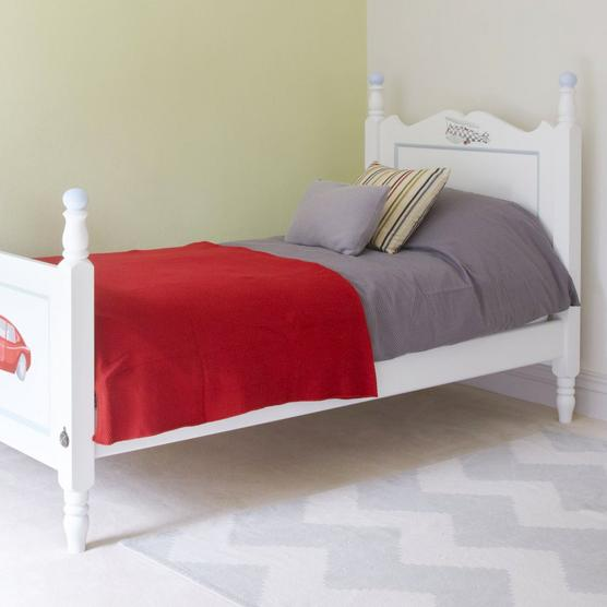 William Bed - single bed for children's room | Dragons of Walton Street