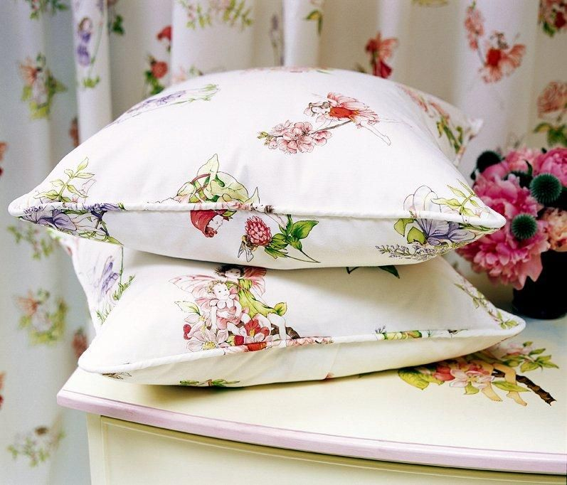 Piped Square Cushion - Small