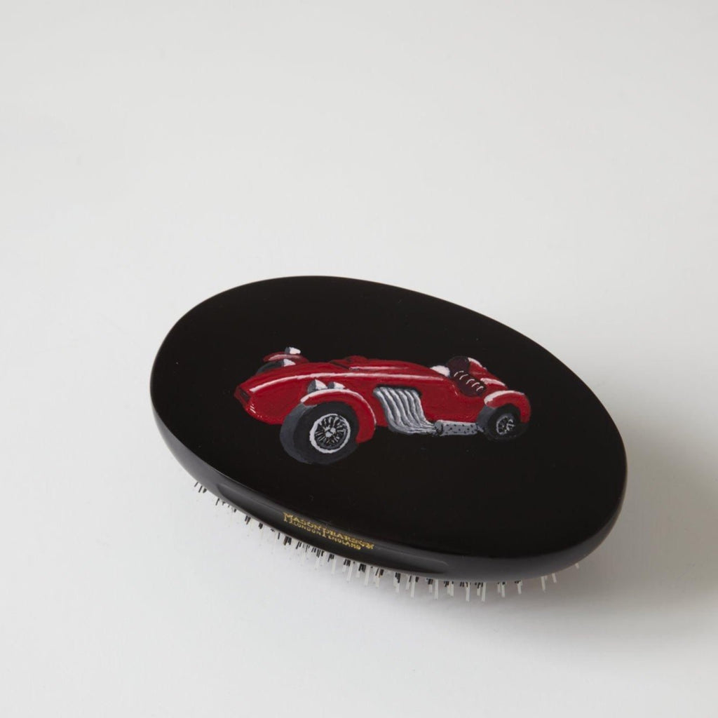 Boys Military - Red Racing Car