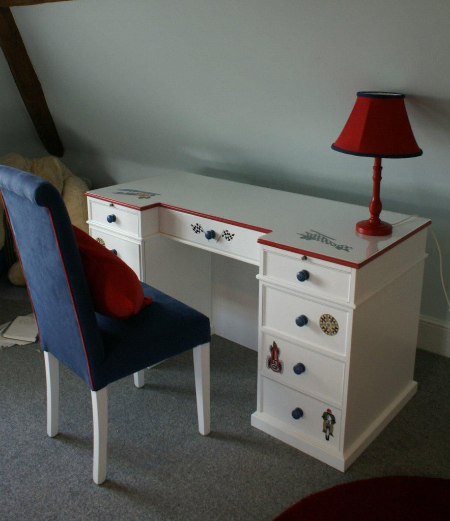 Bespoke Children's Computer Desk