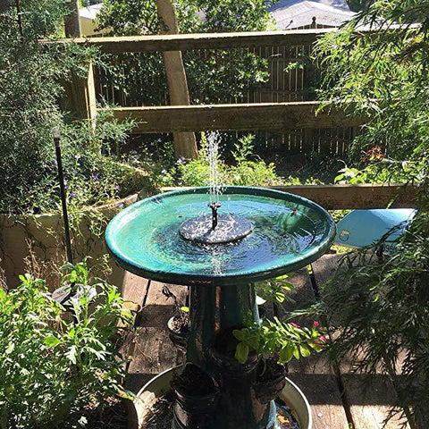 Garden Solar Fountains Outdoor - GoinsShop