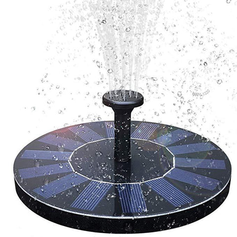 Solar Garden Fountains Outdoor - Goinsshop