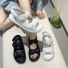 Load image into Gallery viewer, Fashion elegant sandals double C - GoinsShop