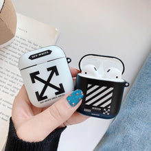 Load image into Gallery viewer, Off White Airpods Case - GoinsShop