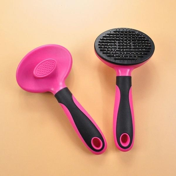 Multi-function Pet Self-cleaning Comb - GoinsShop
