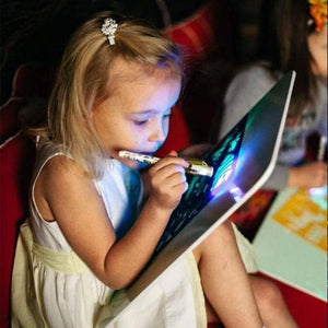 Light Drawing - Fun And Developing Toy - GoinsShop