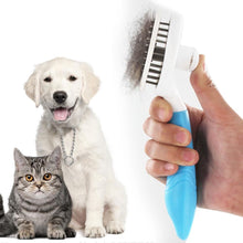 Load image into Gallery viewer, Multi-function Pet Self-cleaning Comb - GoinsShop