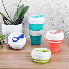 Load image into Gallery viewer, Collapsible Cup sleeve - GoinsShop