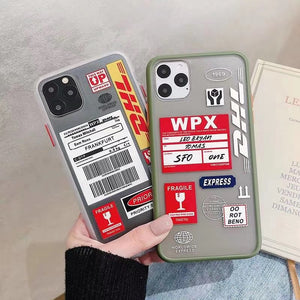 Express label Phone Case - GoinsShop