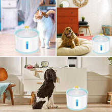 Load image into Gallery viewer, Pet Drinking Water Fountain for Cats and Dogs Pets - GoinsShop