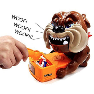 Funny Parent Child Lucky Games Beware of The Dog Bite Toys - GoinsShop