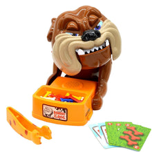 Load image into Gallery viewer, Funny Parent Child Lucky Games Beware of The Dog Bite Toys - GoinsShop