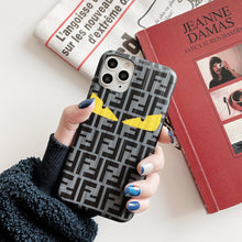 Load image into Gallery viewer, Fendi Monster Phone Case - GoinsShop