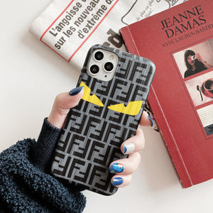 Fendi Monster Phone Case - GoinsShop