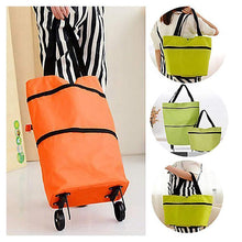 Load image into Gallery viewer, Foldable Eco-Friendly Shopping Bag - GoinsShop
