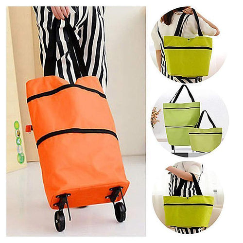 Foldable Eco-Friendly Shopping Bag - GoinsShop