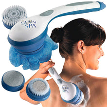 Load image into Gallery viewer, Spin Spa Body Brush Deluxe Kit - GoinsShop