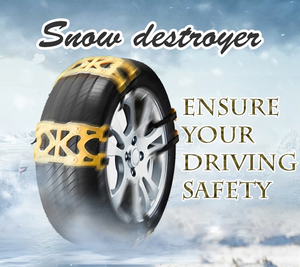 Car tire snow chains - GoinsShop