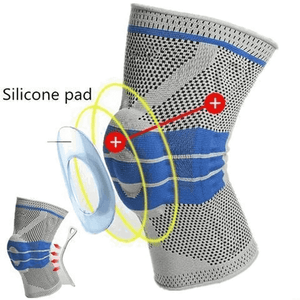 Perfect Silicone Knee Brace - GoinsShop
