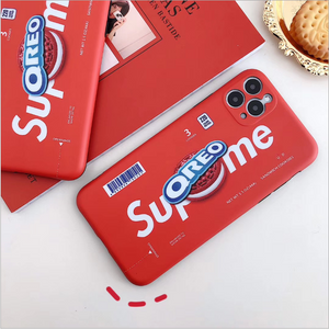 OREO×Supreme Phone Case - GoinsShop