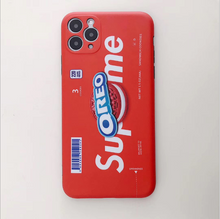 Load image into Gallery viewer, OREO×Supreme Phone Case - GoinsShop