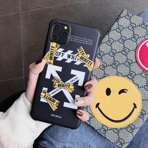 Off White Phone Case - GoinsShop