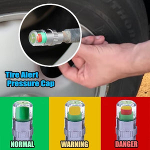 Tire Alert Pressure Cap - GoinsShop