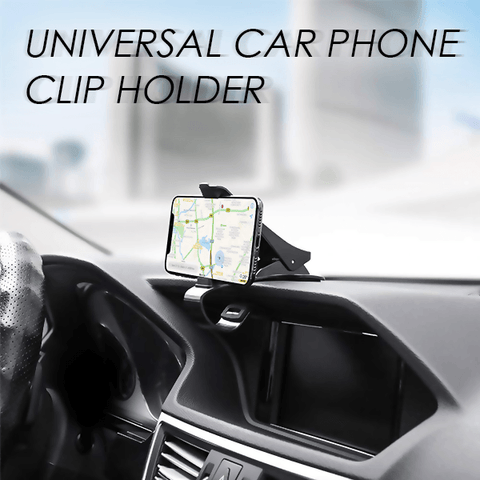 Universal Car Phone Clip Holder - GoinsShop