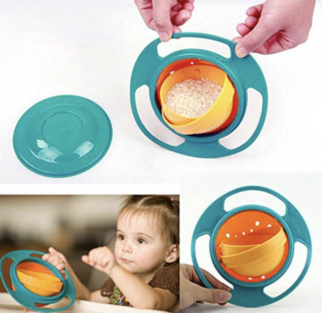 ABZ Ultimate Baby Bowl (Buy 1 get 3!) - GoinsShop