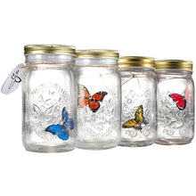 Load image into Gallery viewer, Butterfly in Jar Electronic Pet - GoinsShop