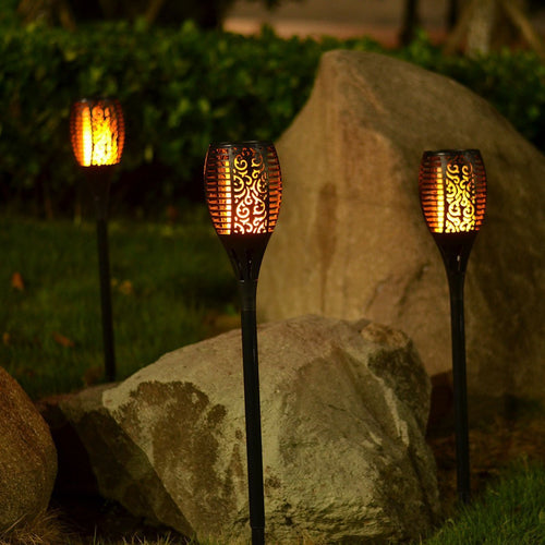 Outdoor Solar Torch Light - GoinsShop