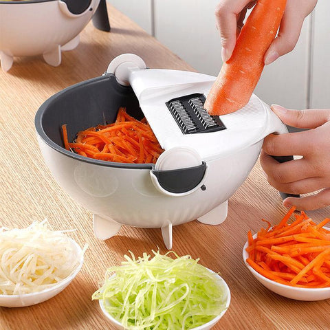 9 In 1 Food Slicer & Chopping Bowl - GoinsShop