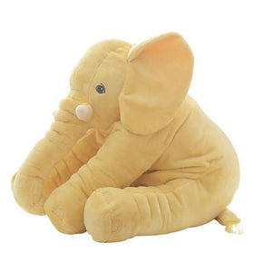 Soften Stuffed Baby Elephant Pillow - GoinsShop